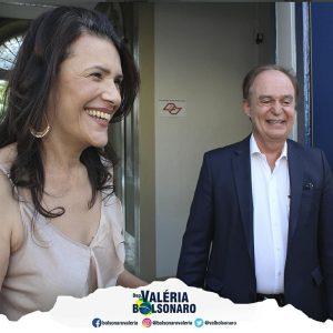 Deputada Valéria Bolsonaro, Visita produtiva à Santa Casa de Campinas