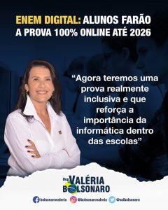Deputada Valéria Bolsonaro - Trabalhos   Ações   Notícias