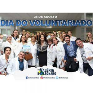 28 de Agosto Dia do Voluntariado