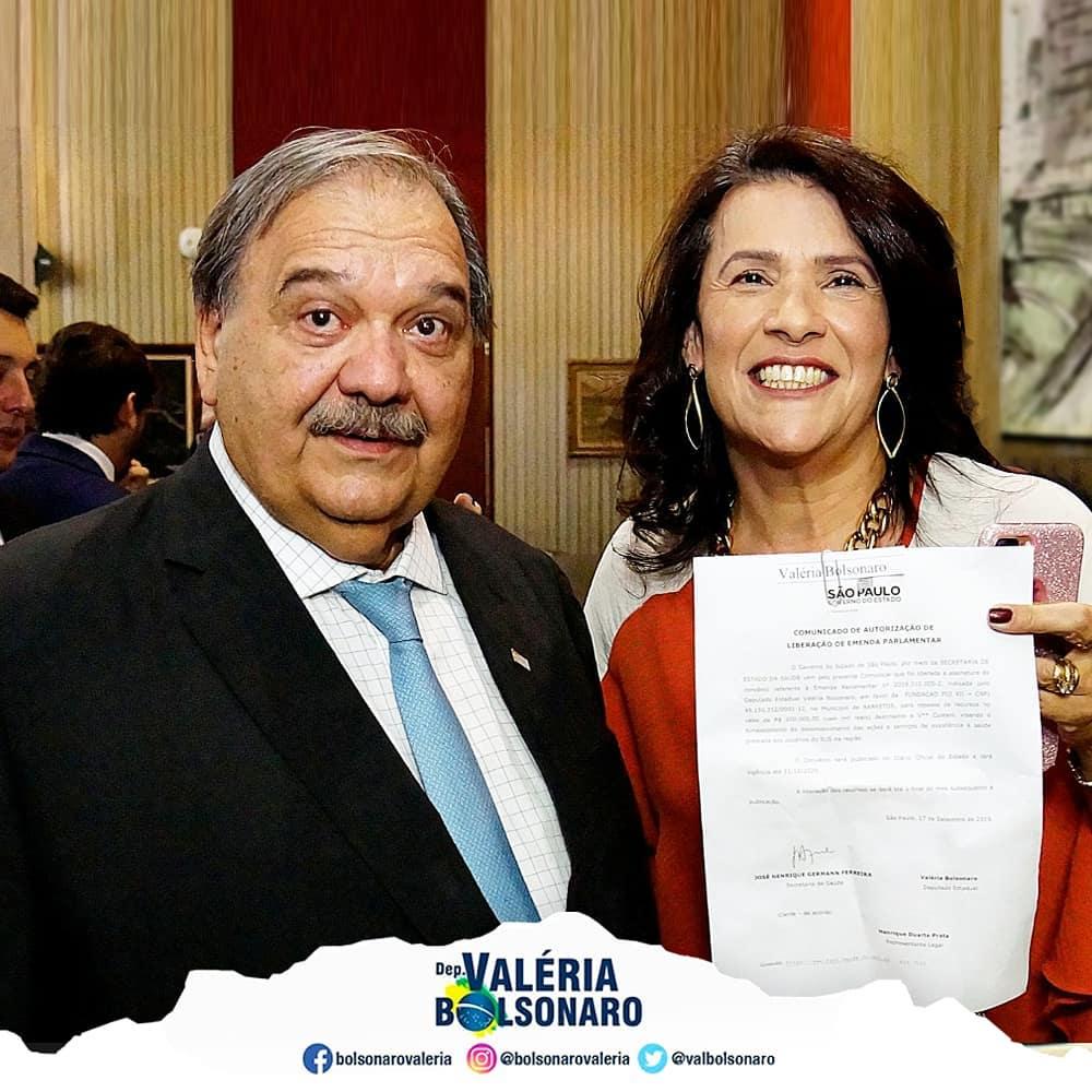 Liberação de Verba R$100.000,00 para causa contra o Câncer