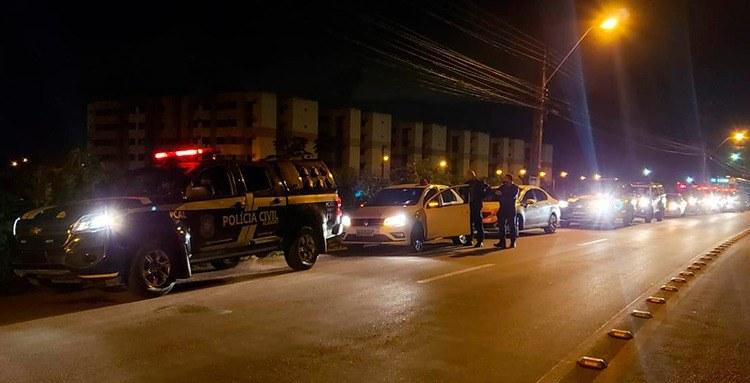 Ministério da Justiça participa de operação contra organização criminosa em 11 estados
