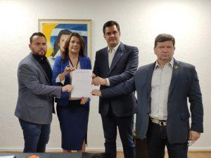 Deputada Valéria Bolsonaro anuncia novo pedido de Impeachment contra o Governador João Doria