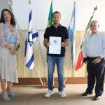 Valéria Bolsonaro destina emenda para finalização da Creche no Bairro Santa Tereza d' Avilla