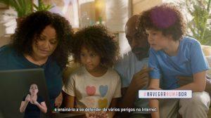 Internet mais segura: campanha orienta pais sobre navegação segura
