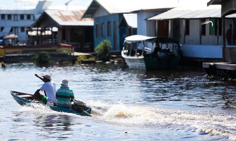 Saúde amplia recursos para atendimento às populações ribeirinhas