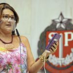 Valeria Bolsonaro questiona o destino das verbas federais enviadas a SP para o combate à pandemia