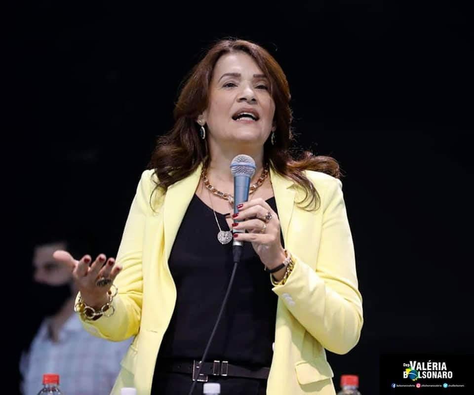 Deputada Valéria Bolsonaro participa do 1º Encontro Café com de Leite de Agricultores de Café e Produtores de Leite de Mococa e Região