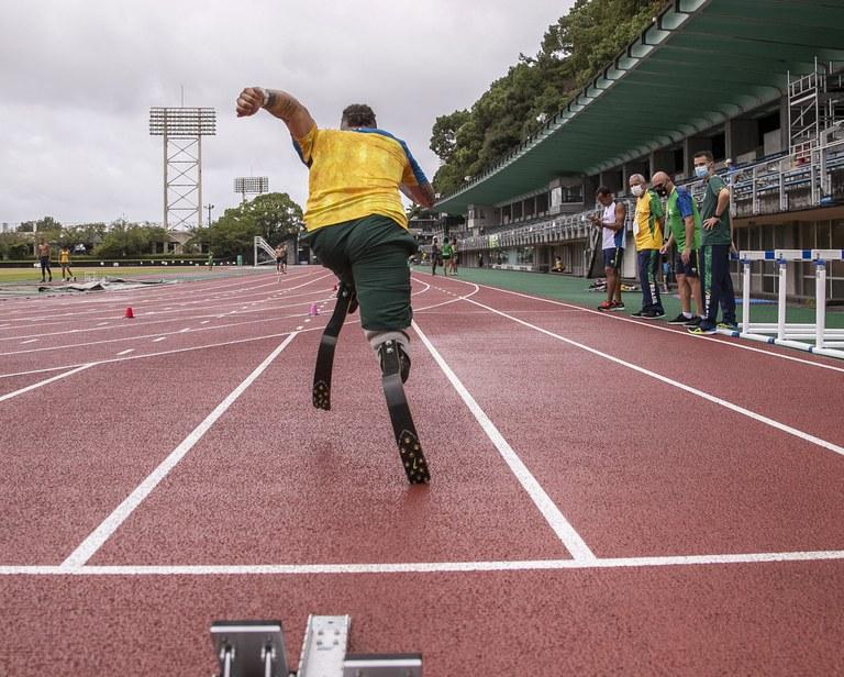 Governo Federal financia pesquisas com tecnologias que auxiliam atletas paralímpicos e outras pessoas com deficiência