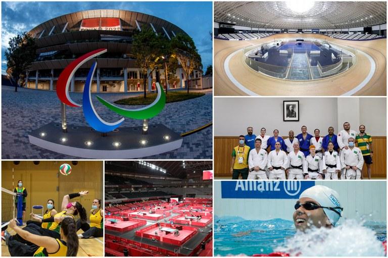 Em Tóquio, 95% da delegação conta com apoio do Bolsa Atleta