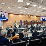 Valéria Bolsonaro defende mais gastos com Saúde e Social em Audiência Pública do Orçamento Estadual para 2022