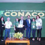 Valéria Bolsonaro defende importância do terceiro setor e voluntariado no CONACON 2021