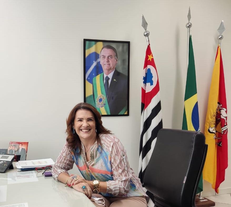 Valéria Bolsonaro fortalece os serviços do Hospital de Barretos
